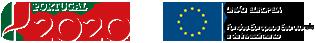 Logotipo Compete2020 e Comissão Europeia